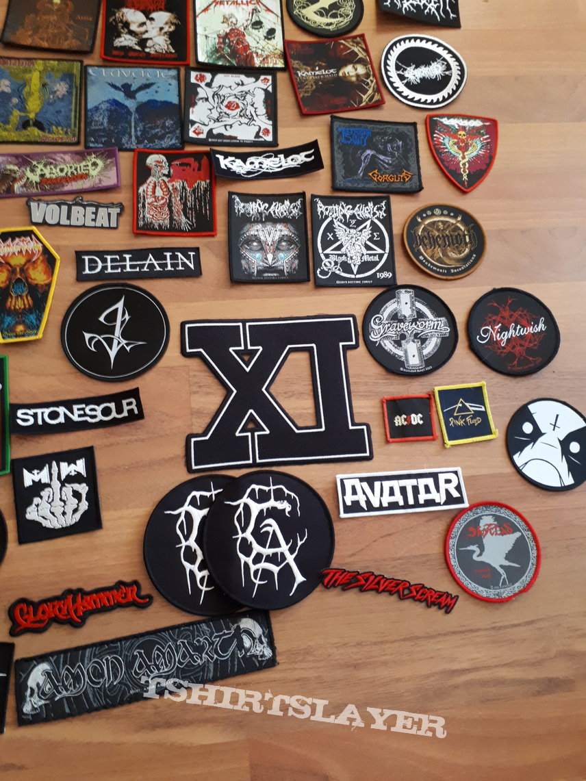 Patches for my jacket