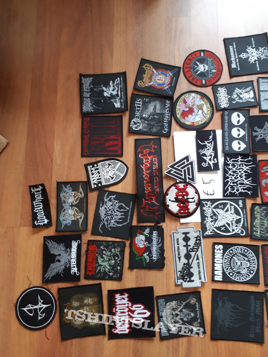 Loads of patches