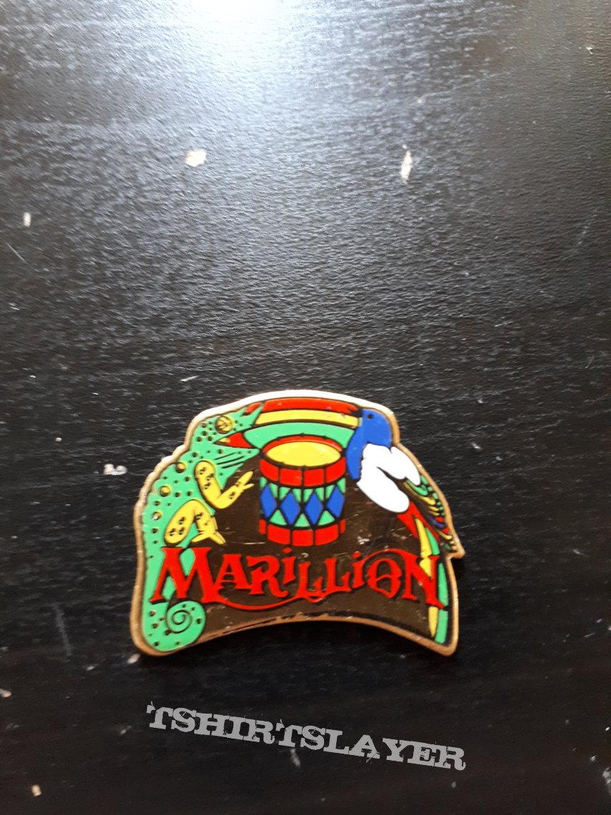 Marillion pin