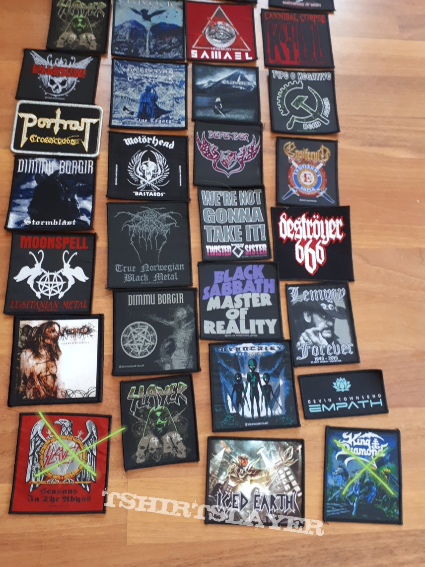 Patches for you