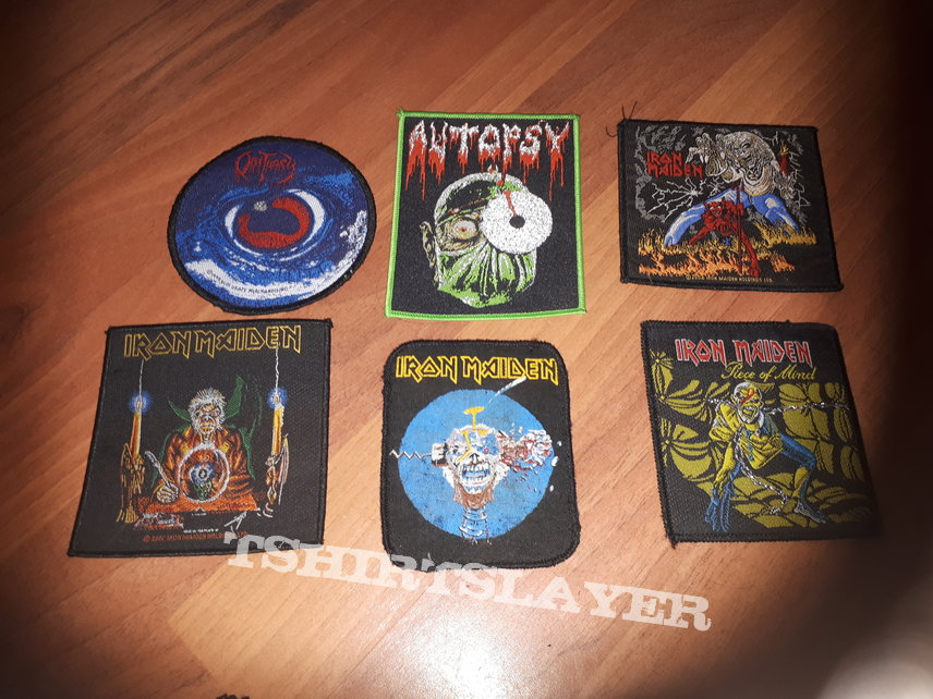 Patches for my vest