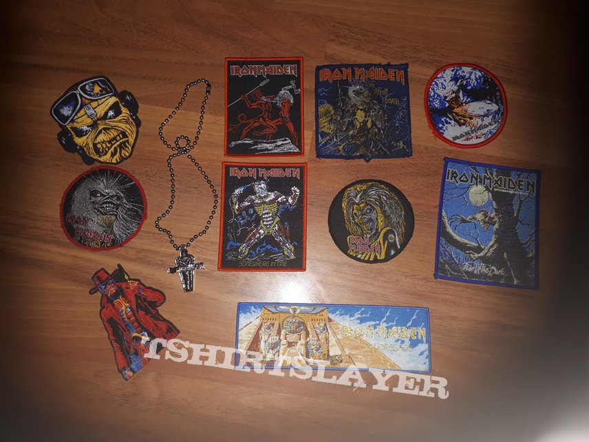 Maiden patches