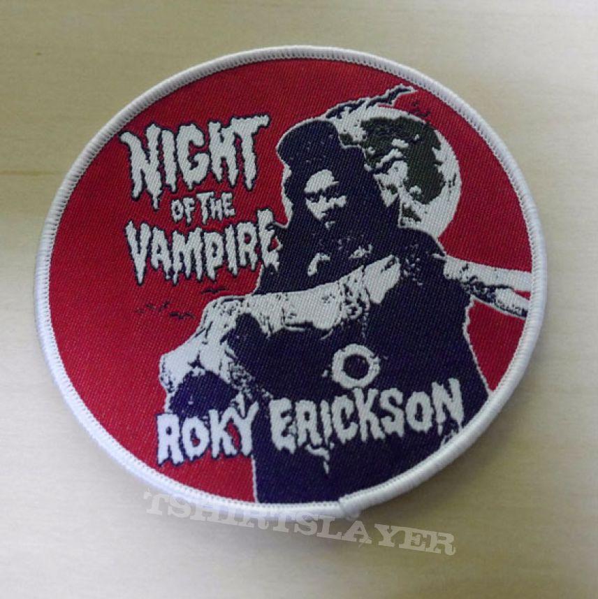 Roky Erickson patch