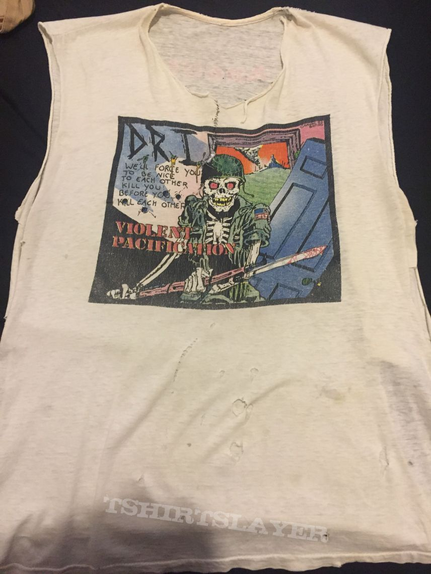 "D.R.I. ""World Tour of 1985"" L"