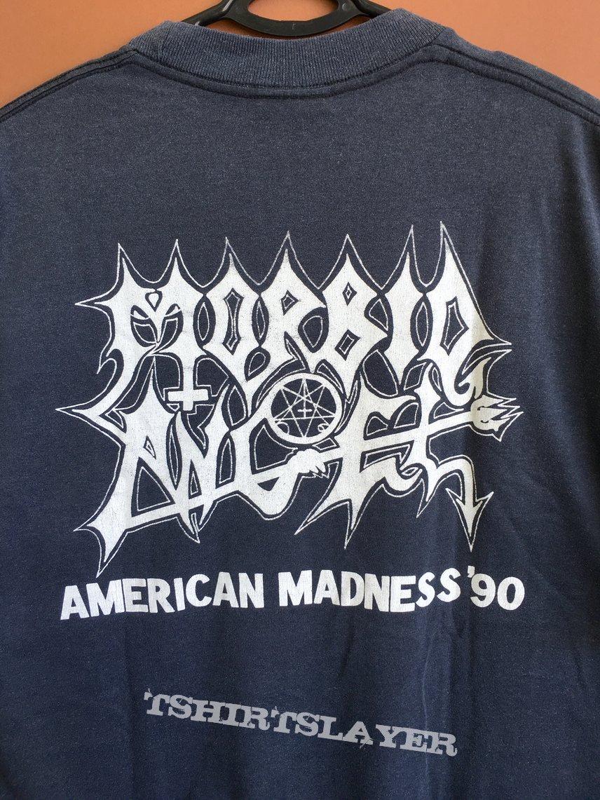 Morbid Angel American Madness '90