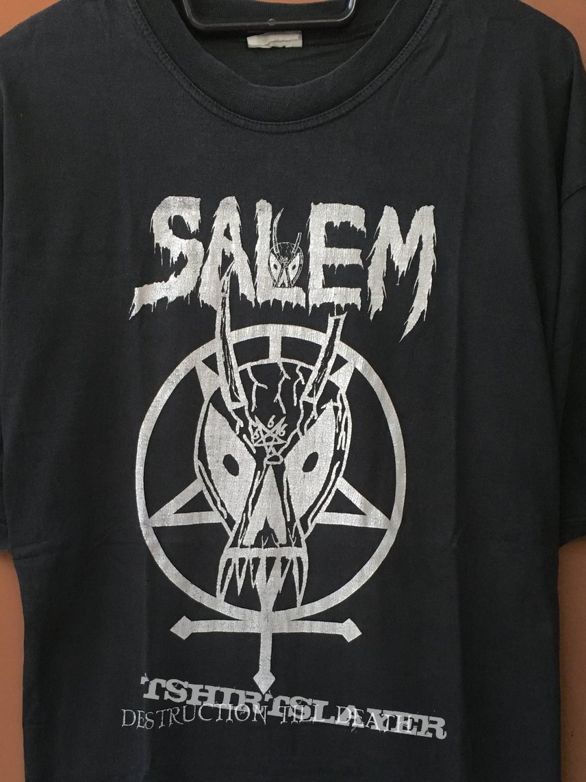 Salem destruction till death