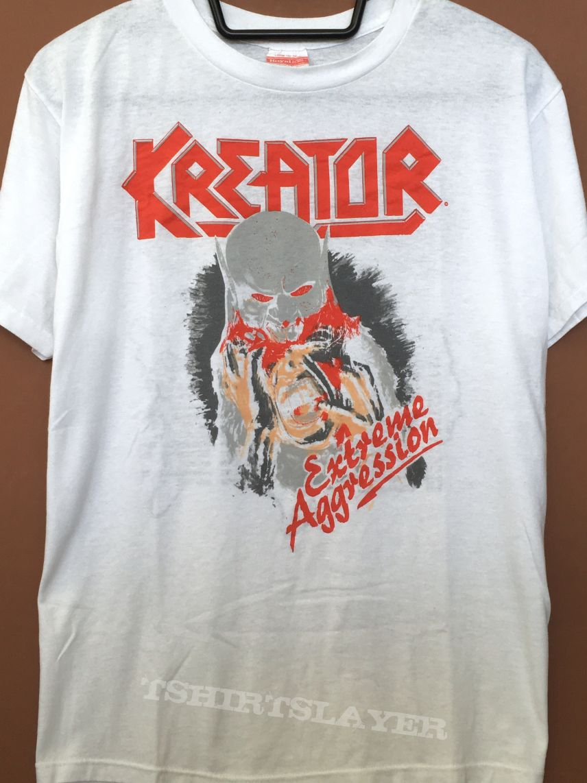 Kreator North American Tour 89