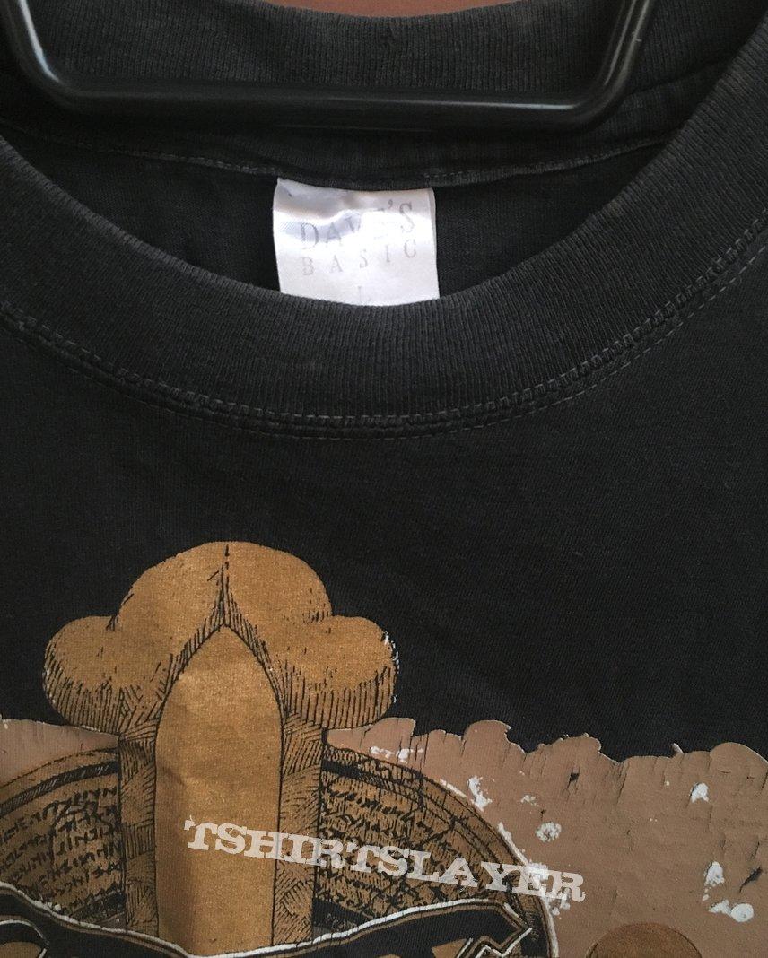 Asphyx The Rack tour shirt