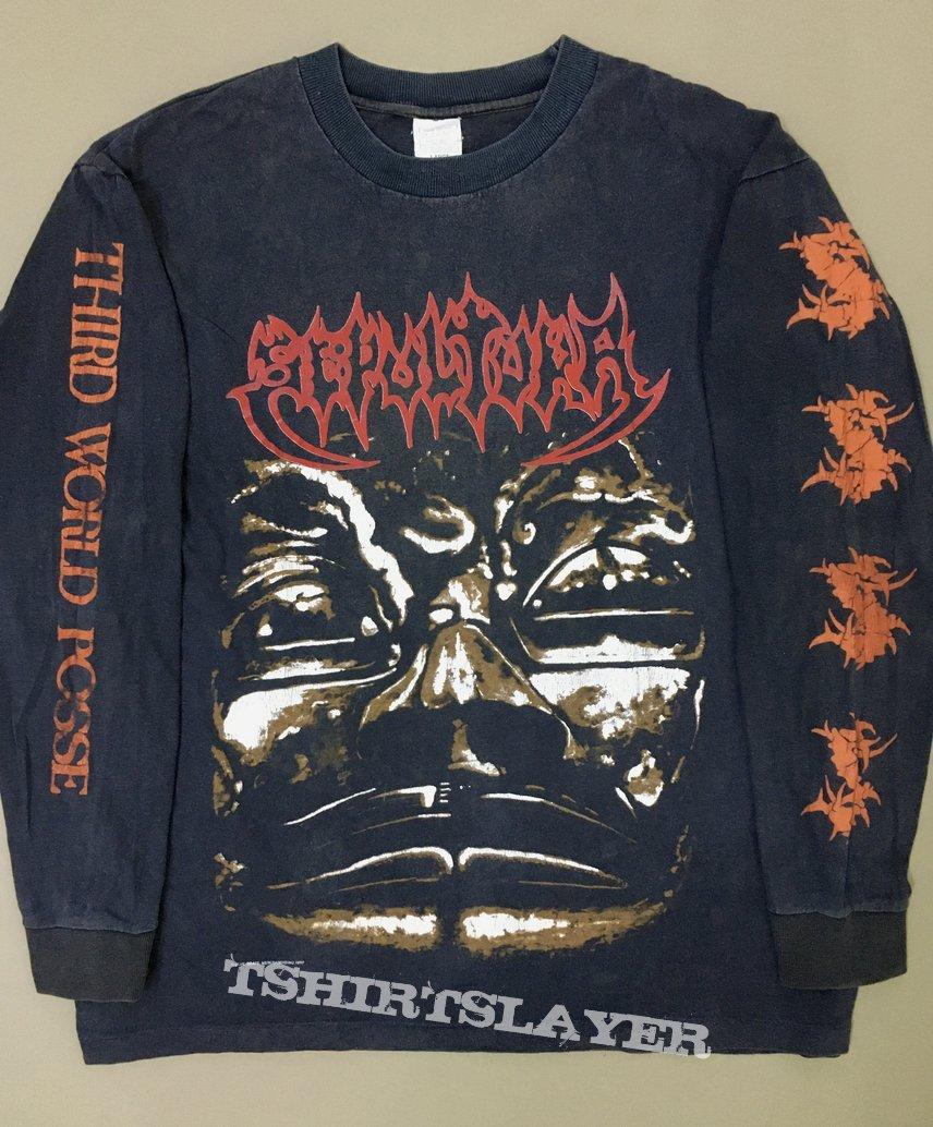 Vintage Sepultura third world posse tour '92