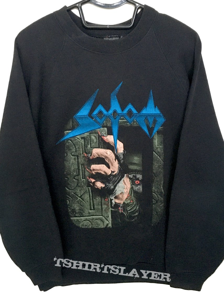 Sodom Better Off Dead sweater 1990