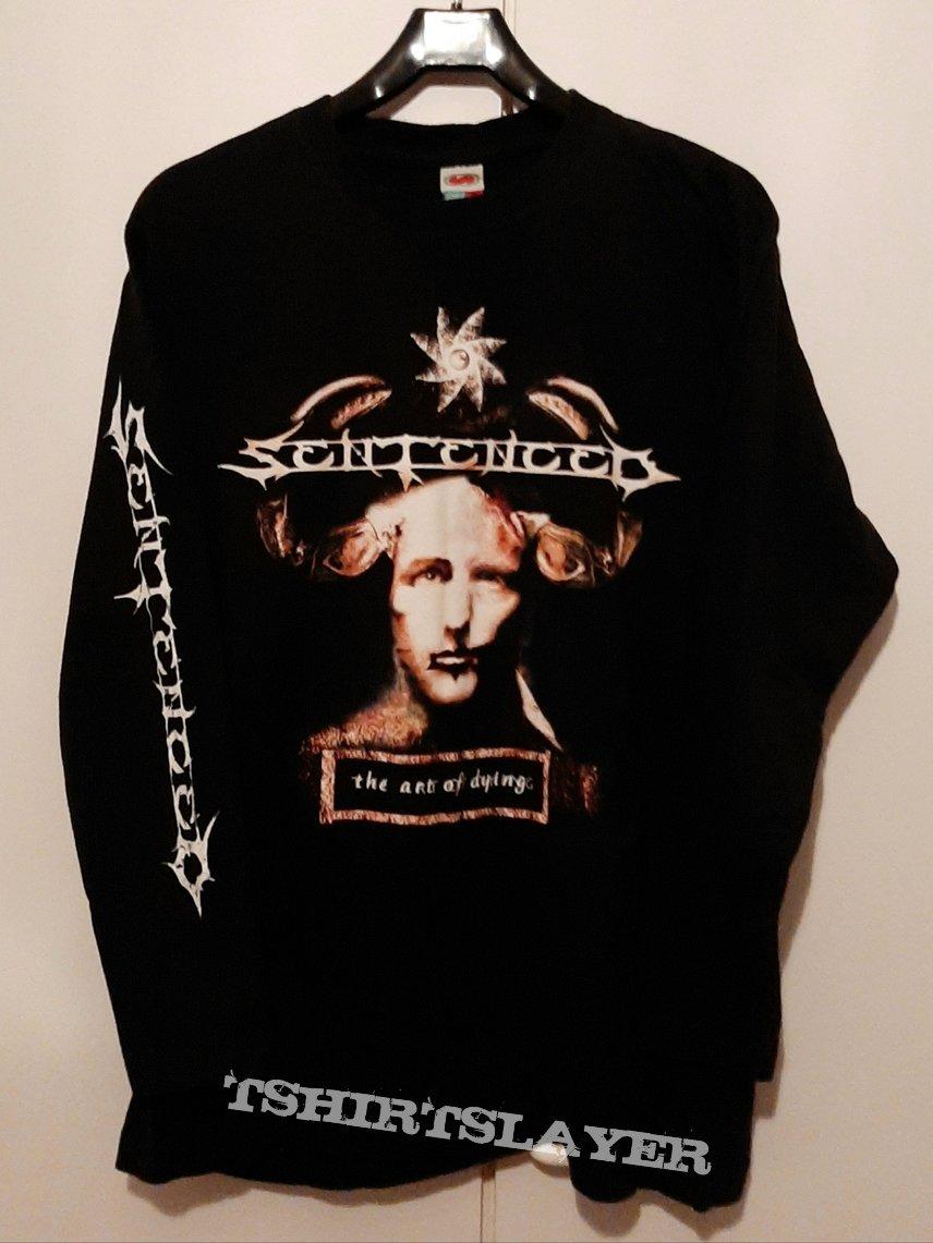Sentenced: Art of dying, 2000 european tour LS