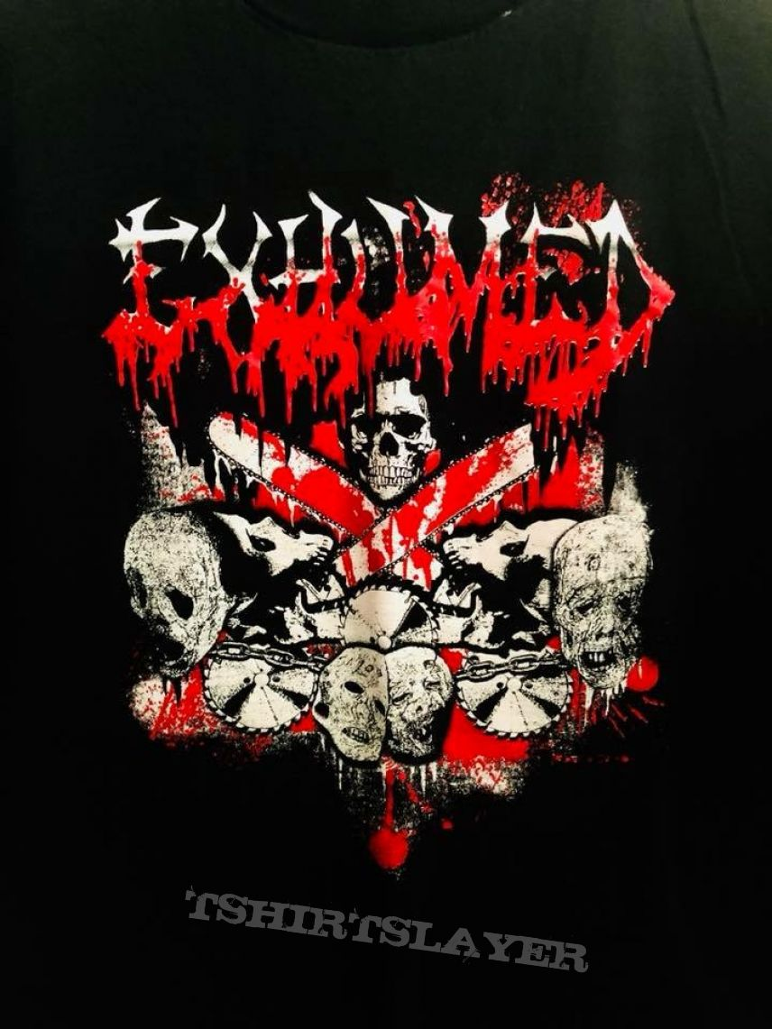 Exhumed - So Let it Be Rotten