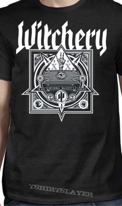 Witchery - Band Logo