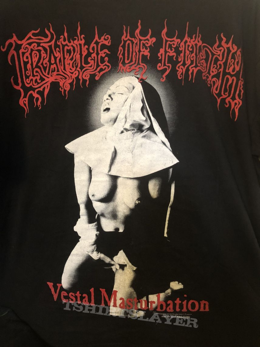 Cradle Of Filth - Vestal Masturbation