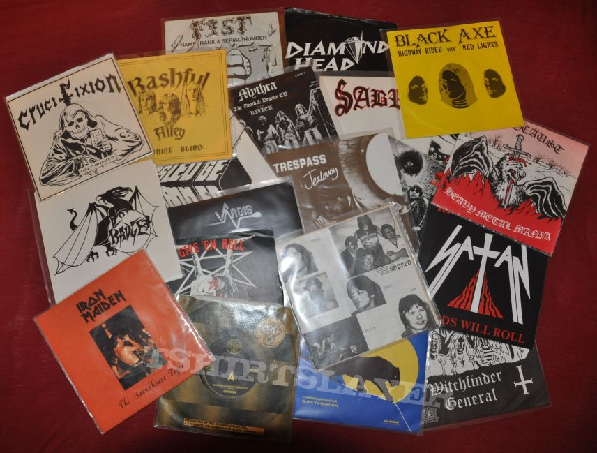 NWOBHM single collection