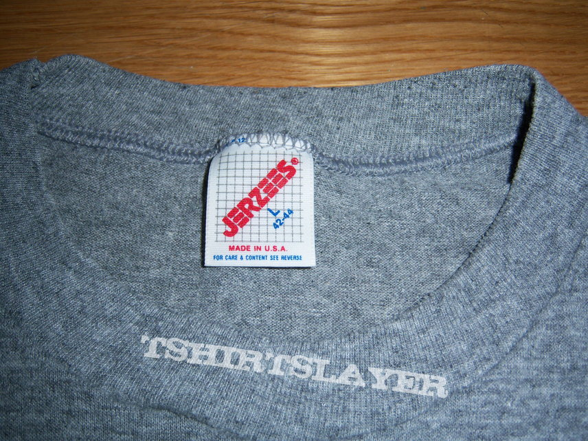 "Nocturnus ""The Science of Horror"" demo shirt"