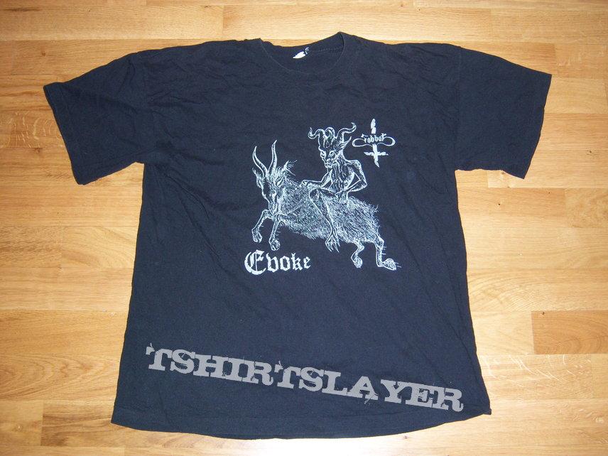 """Sabbat """"Evoke"""" shirt"""