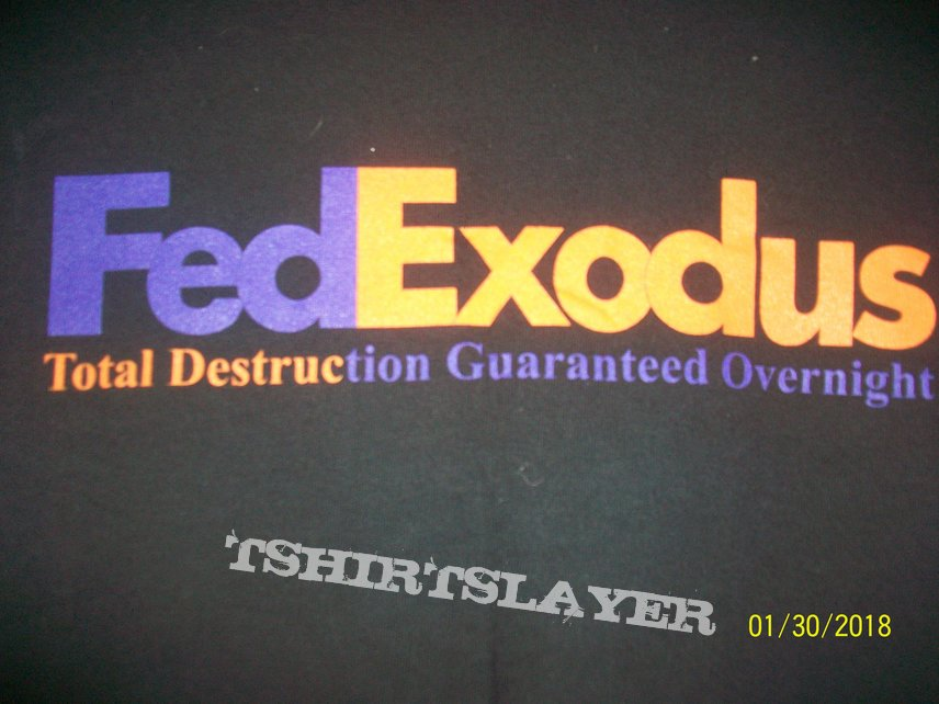 FED-EXODUS : Total Destruction Guarenteed Overnight