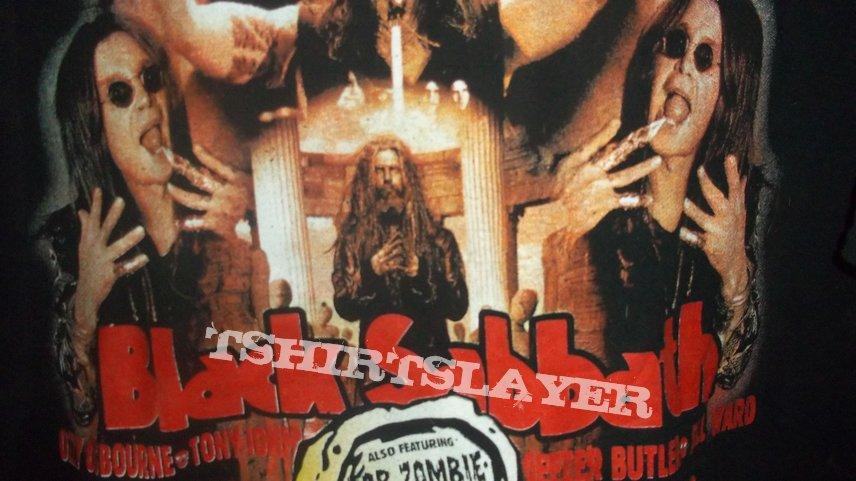 Ozzy Black Sabbath