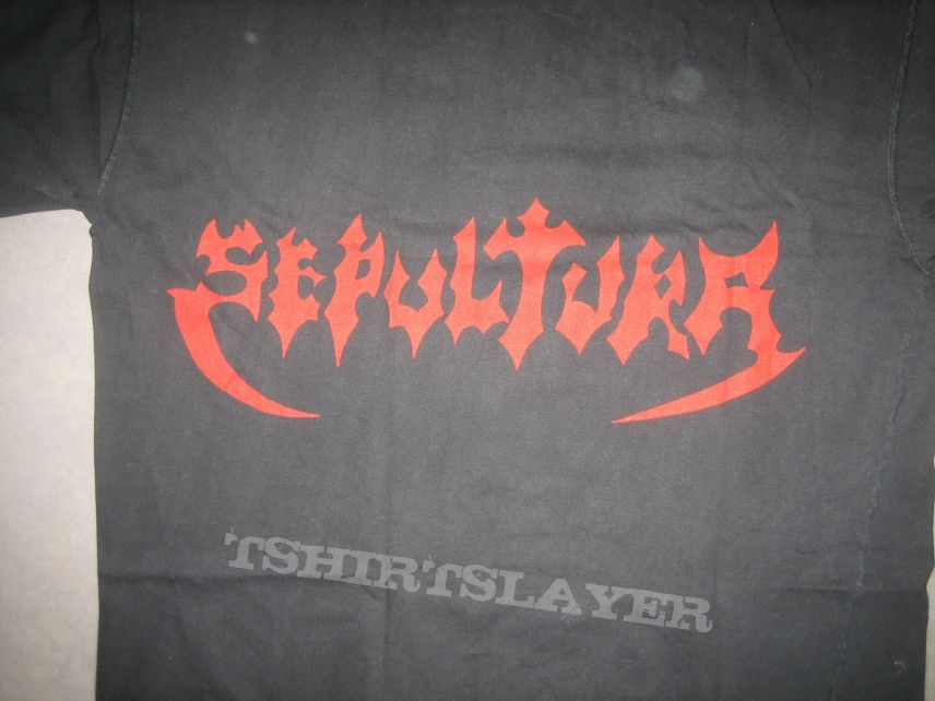 Sepultura Arise Shirt