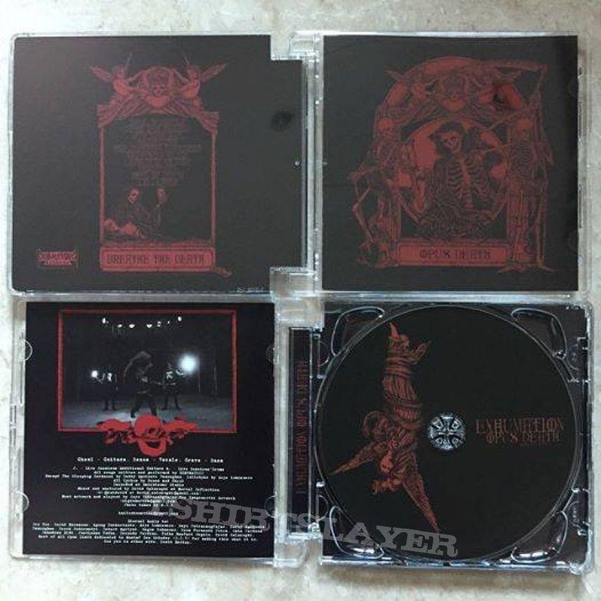 Exhumation - Opus Death (CD)