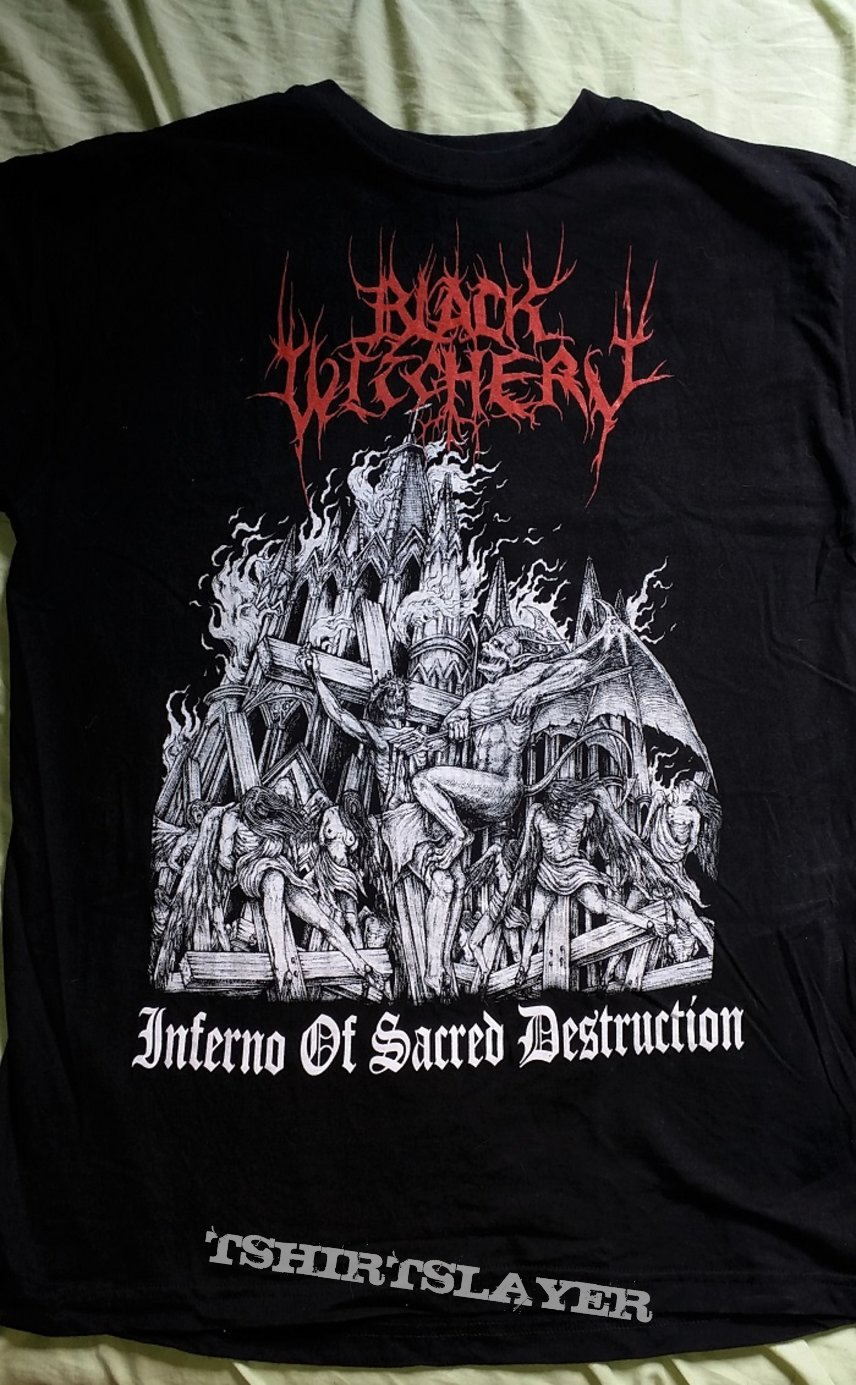 Black Witchery - Inferno of Sacred Destruction Boot