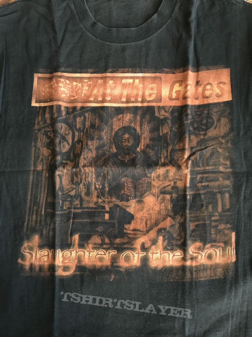 Slaughter of the soul ts