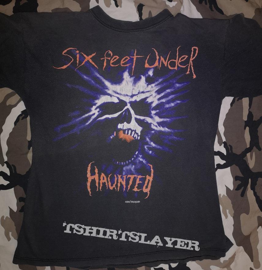 Six Feet Under - Haunted - T-Shirt