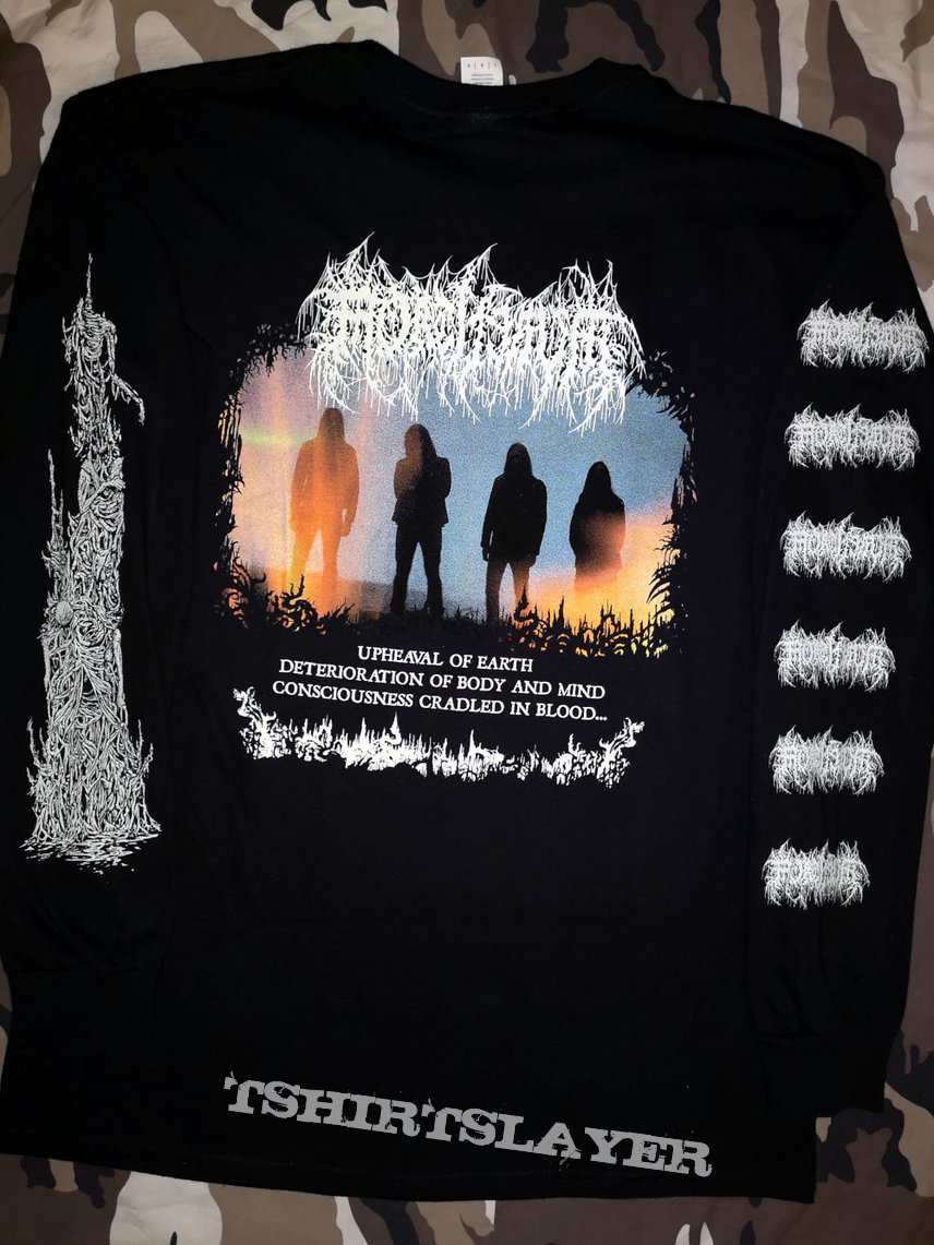 Mortiferum - Disgorged From Psychotic Depths - Longsleeve