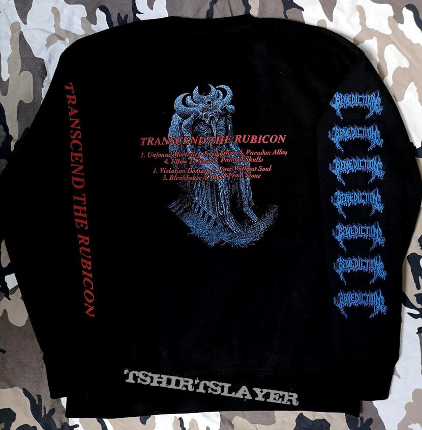 Benediction - Transcend The Rubicon - Sweater