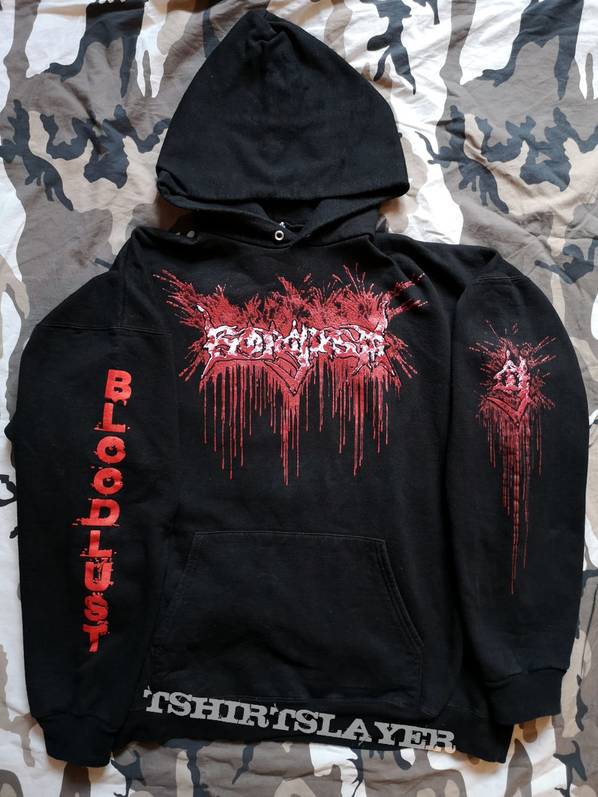 Gorgasm - Bloodlust - Hoodie