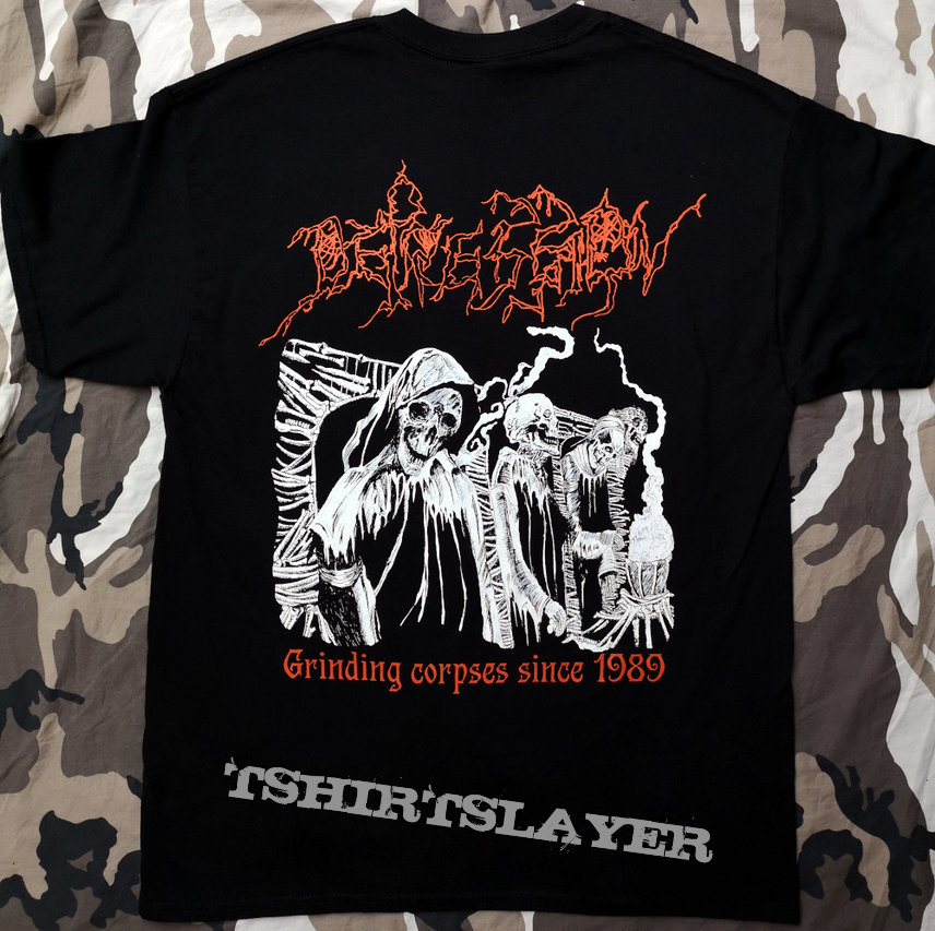 Depression - Grinding Corpses sind 1989 - T-Shirt