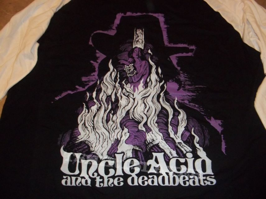 Uncle Acid and the Deadbeats - Burning a Sinner LS.