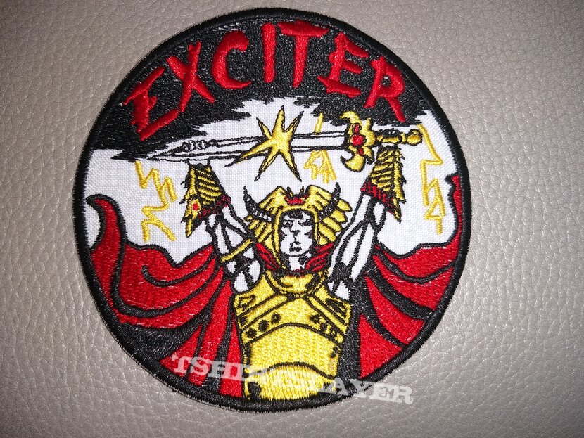Exciter - Long live the Loud -  patch