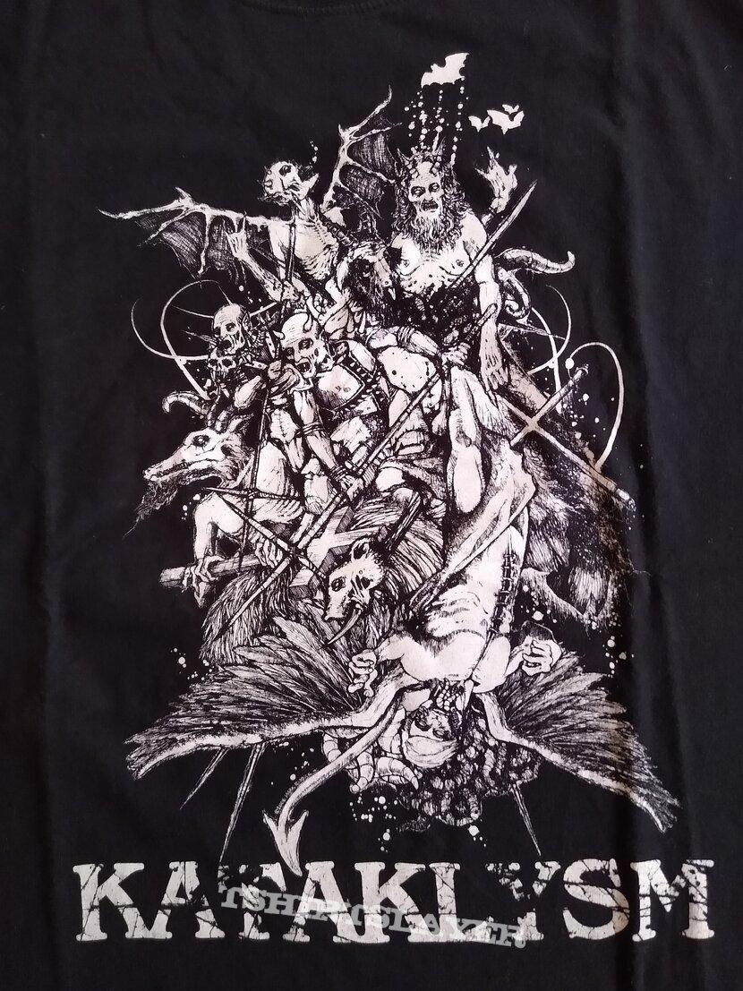 Kataklysm - Like Angel's Weeping t shirt size - XL