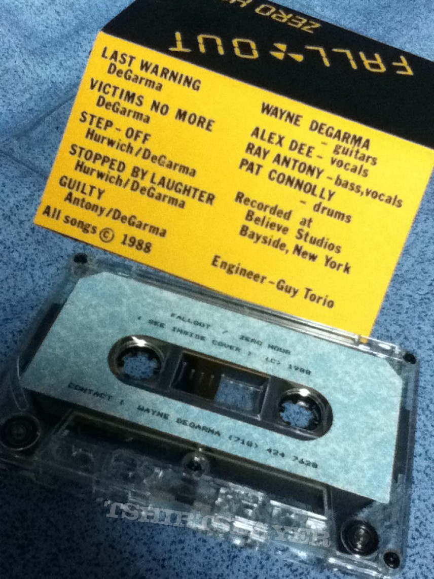 Other Collectable - Fallout Demo Cassette