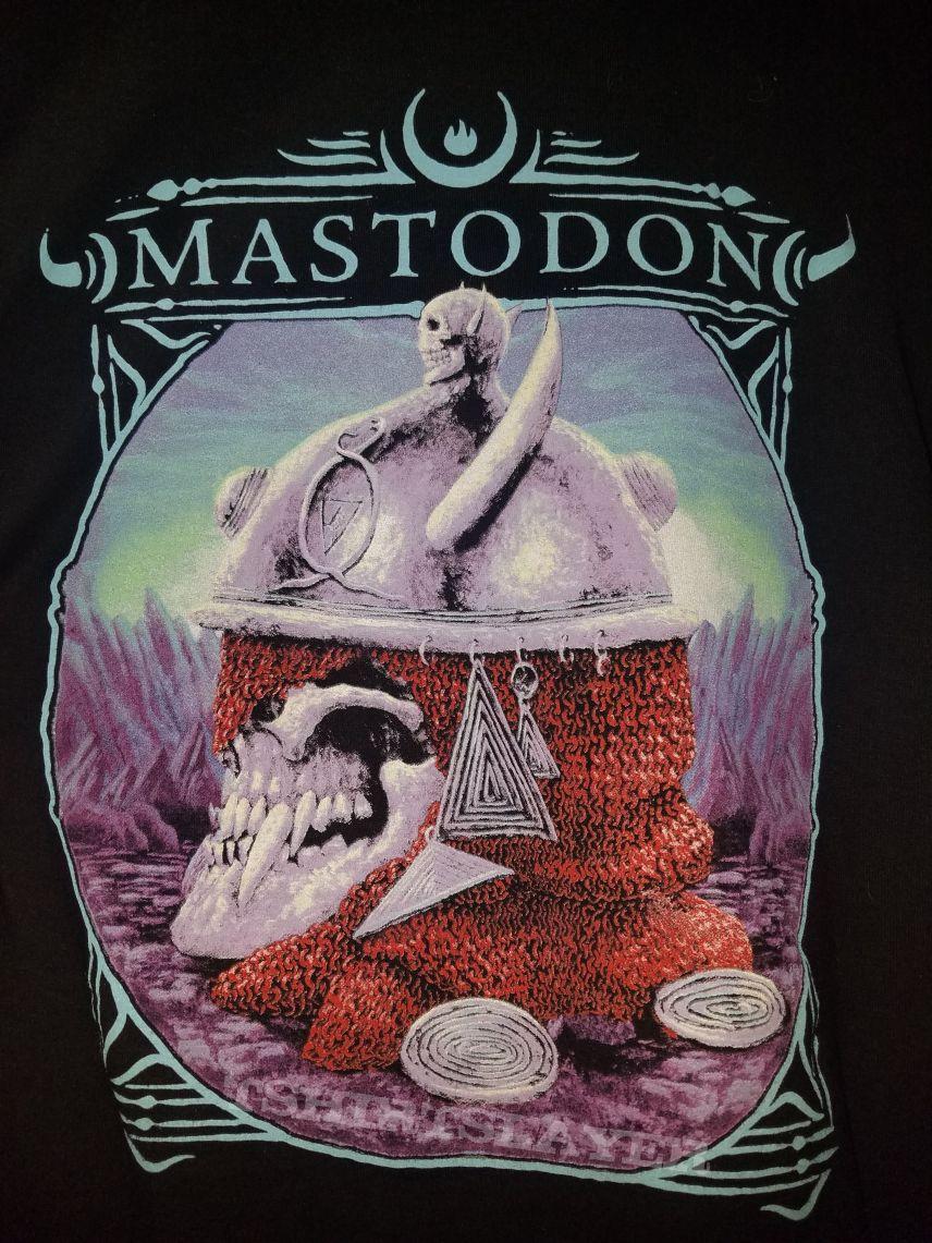 Mastodon tour 2018