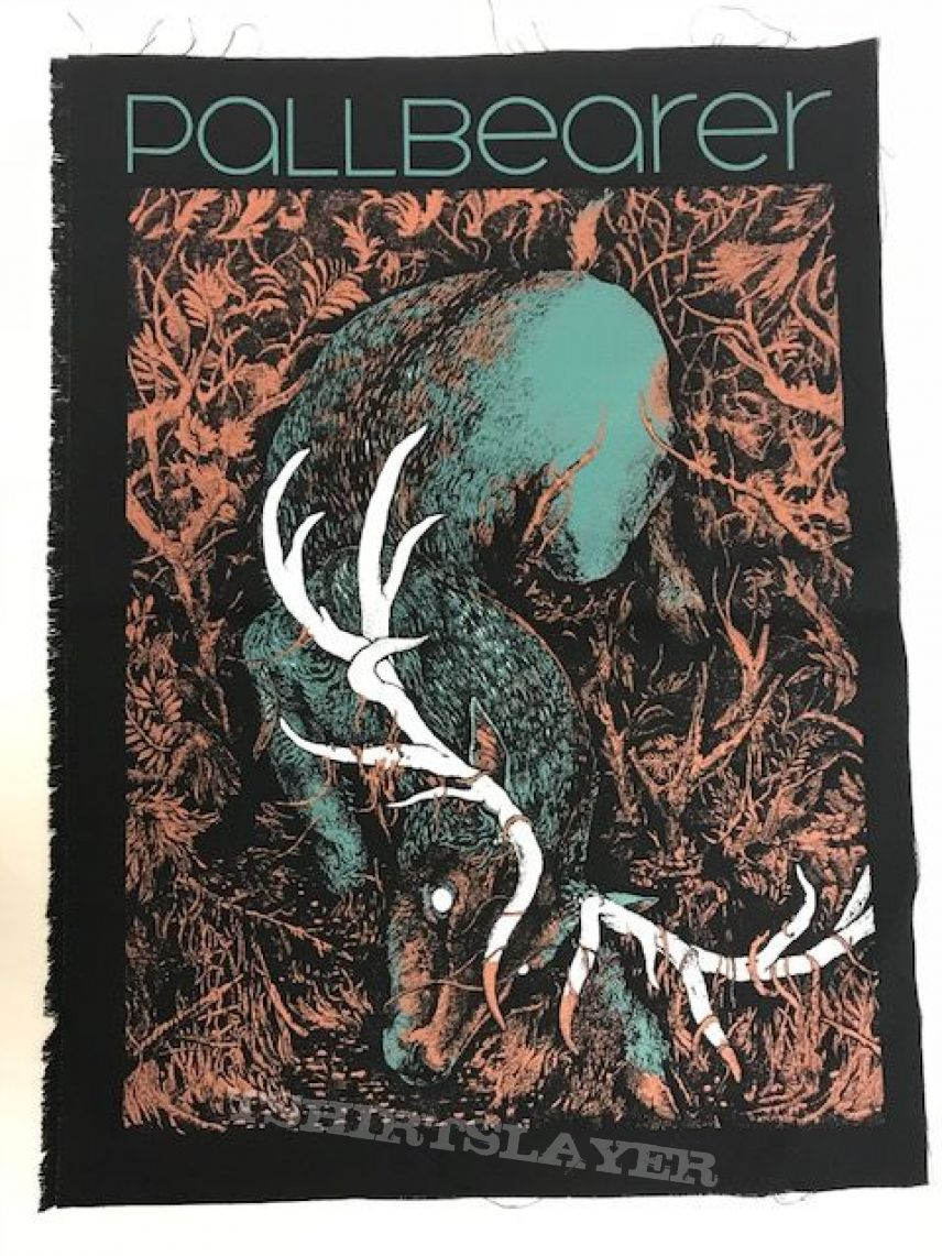 Pallbearer Backpatch