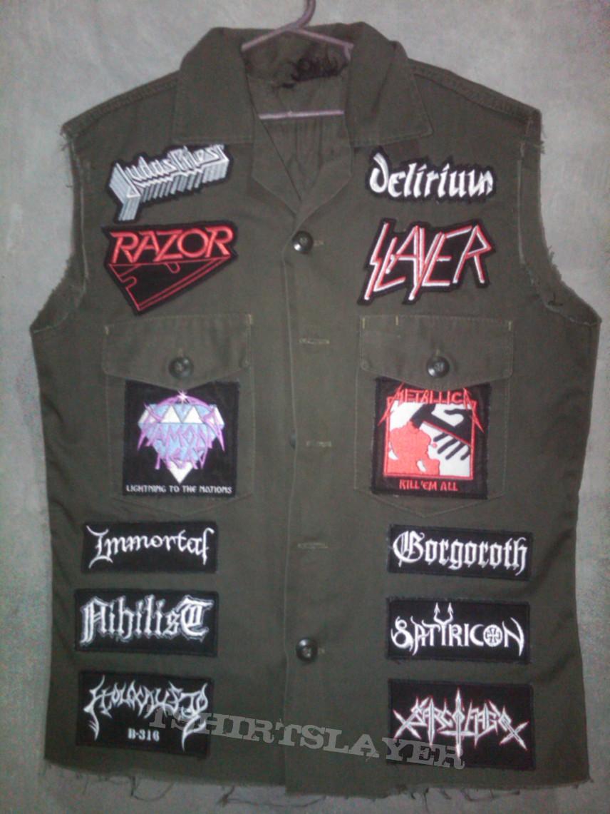 Full Metal Vest!