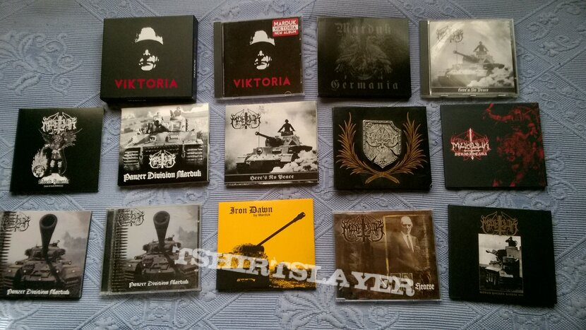 Marduk - Collection