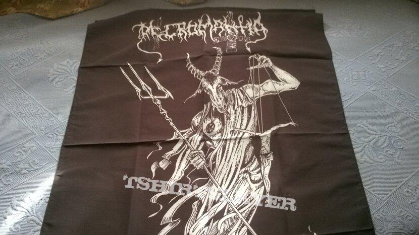 Necromantia - Flag
