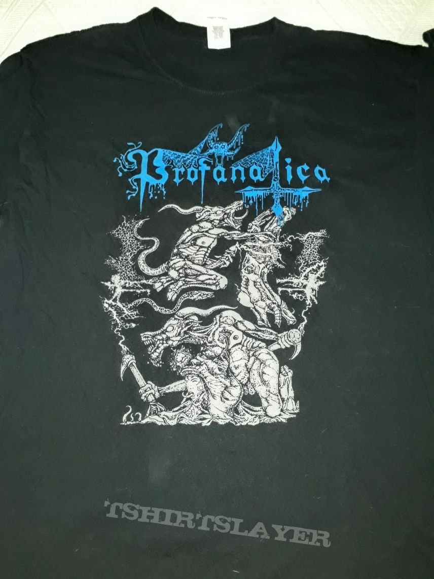 Profanatica Black Cult Ejaculate Shirt