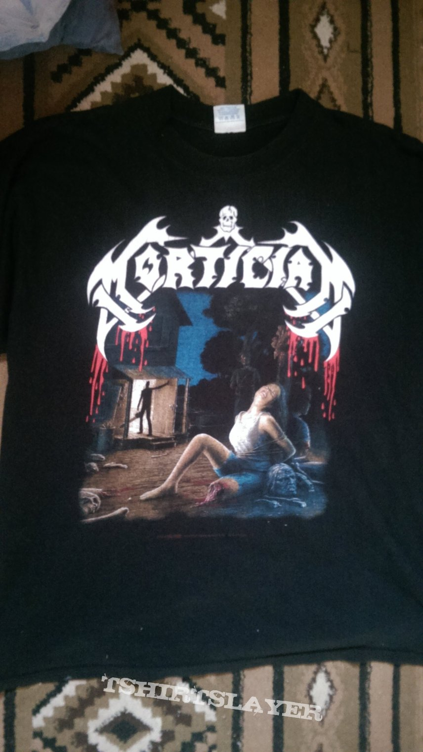 Mortician - Chainsaw dismemberment