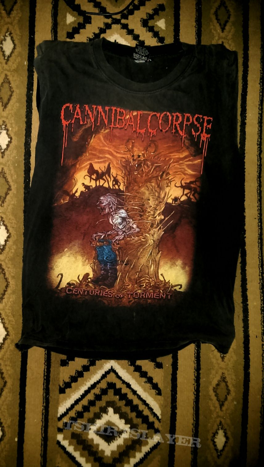 Cannibal corpse - centuries of torment
