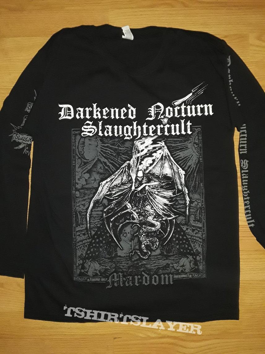 Darkened Nocturn Slaughtercult -  Mardom (Longsleeve)