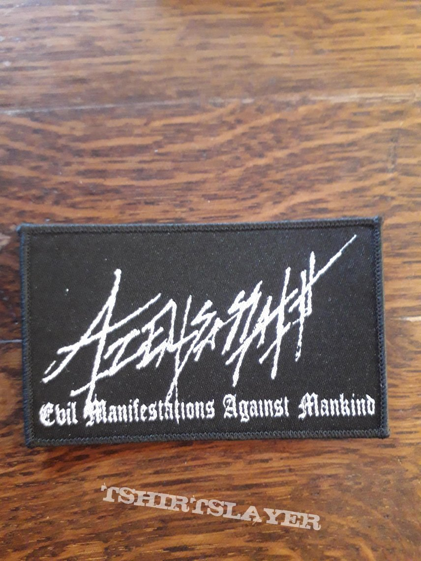 Evil Manifestations against Mankind patch