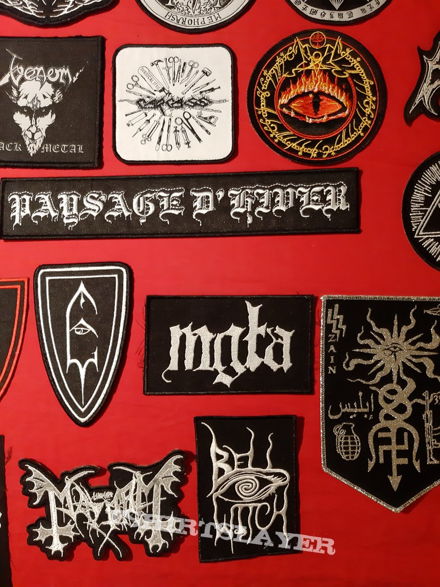 Patch collection.
