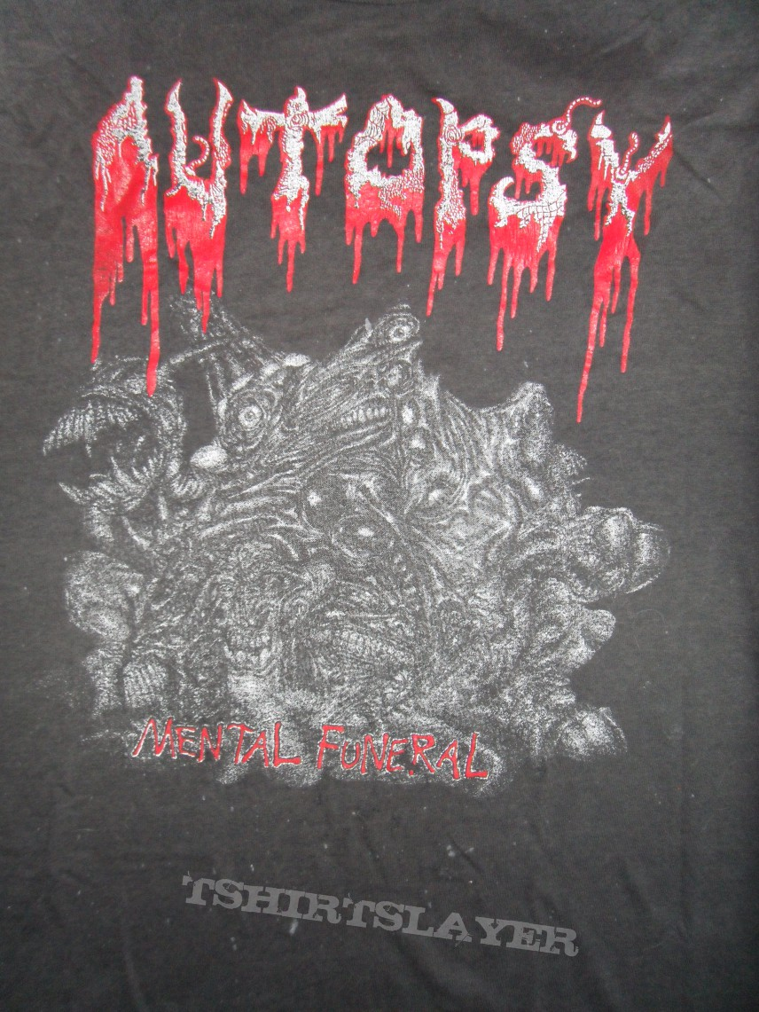 Autopsy- Mental Funeral original