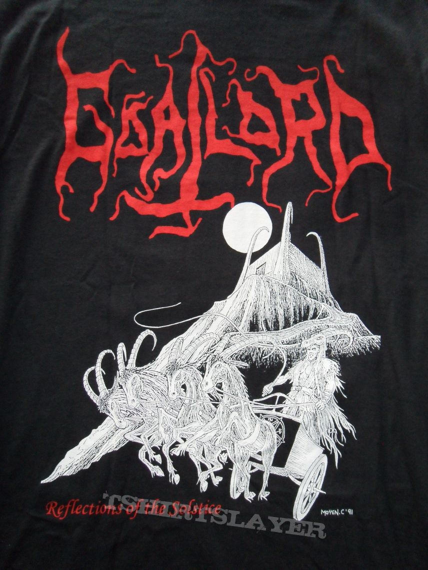 Goatlord- Reflections of the Solstice Longsleeve