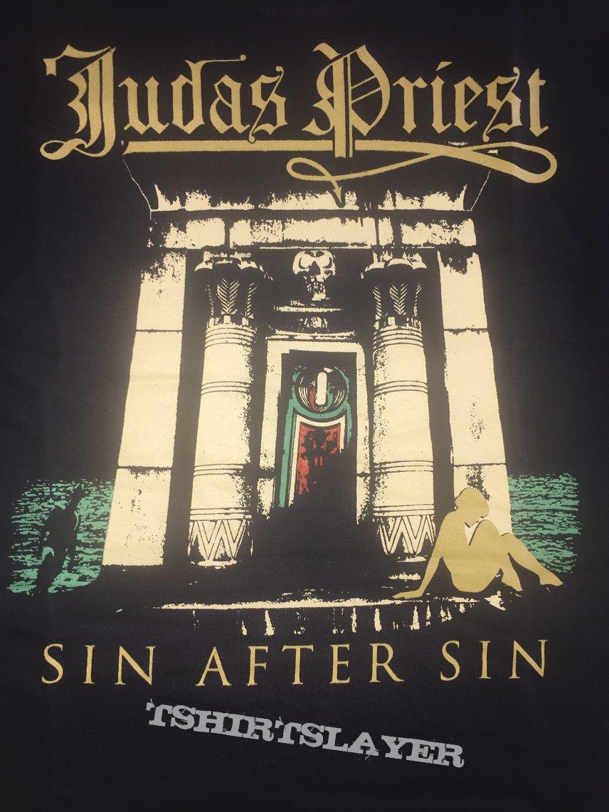 Judas Priest- Sin After Sin
